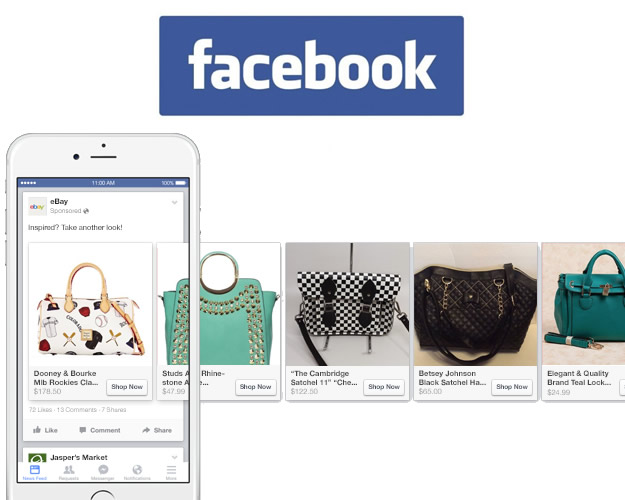 Dynamic & Carousel Ads for Facebook