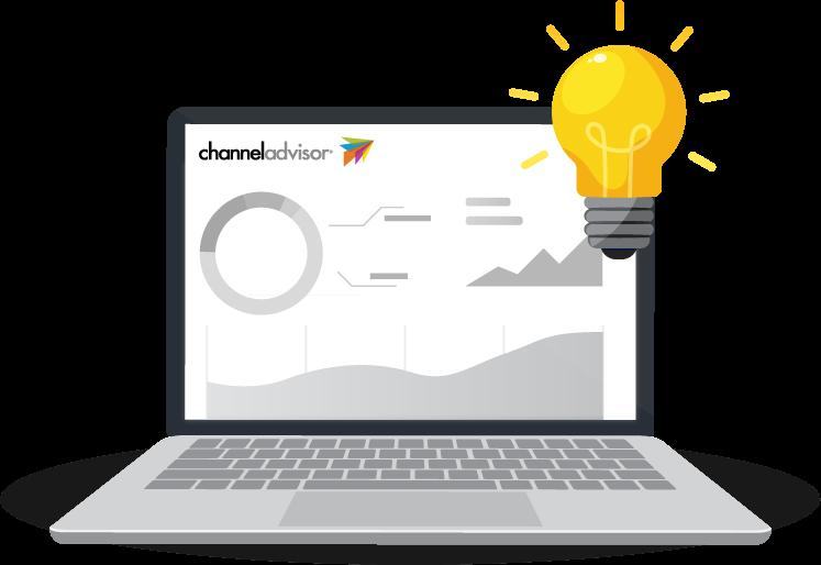 Actionable Insights on the ChannelAdvisor platform
