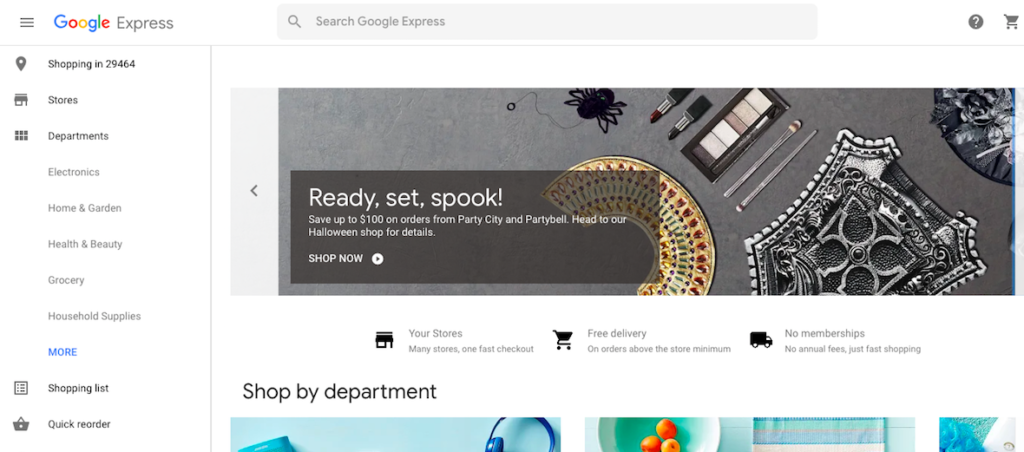 Google Express: Emerging Marketplace for Holiday Selling